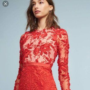 NWT Monique Lhuillier for Anthropologie